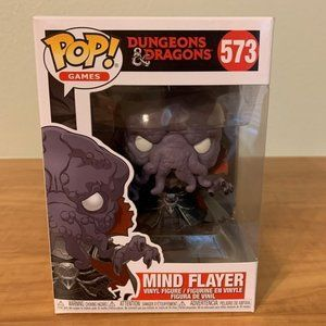 Funko Pop D&D - Mind Flayer #573
